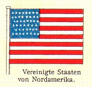 Flagge vereinigte staaten